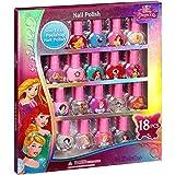 Townley Disney Princess Nail Polish Gift Set, 18 Pc by Townley