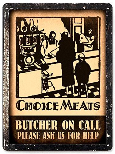 vintage butcher - 3