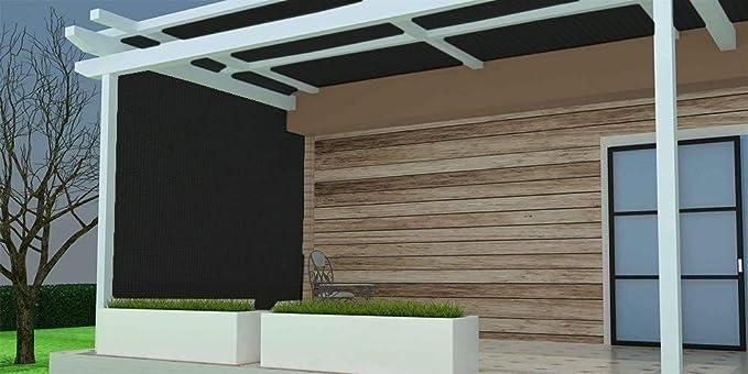 E.Enjoy - Parasol de Tela para pérgola: Amazon.es: Jardín