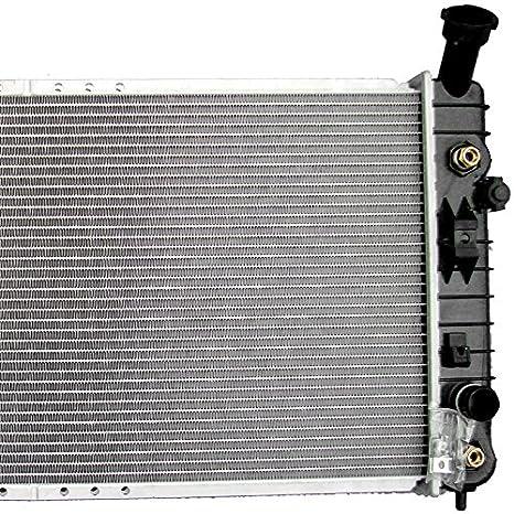 2351 # Radiator Fits Buick Regal 2000-2004 Chevy Impala 2000-2002 3.8 V6 2001 //