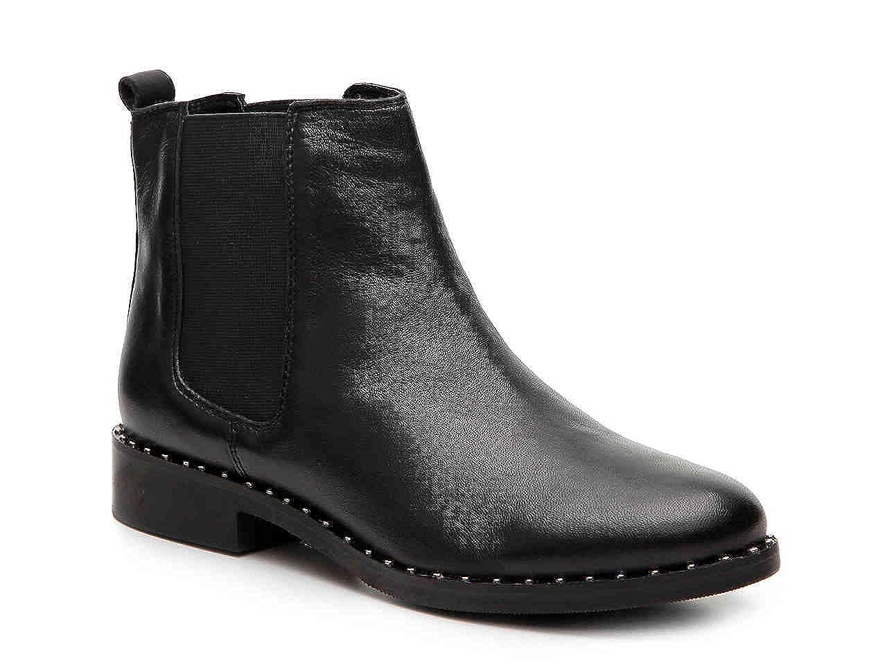 c6c6c98241b Amazon.com | Steve Madden Womens Indya Chelsea Ankle Boots Black ...