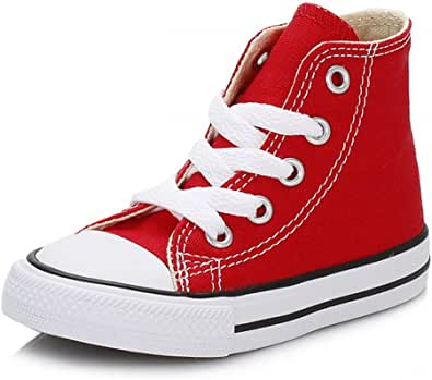 Converse Chuck Taylor All Star High, Zapatillas Unisex bebé