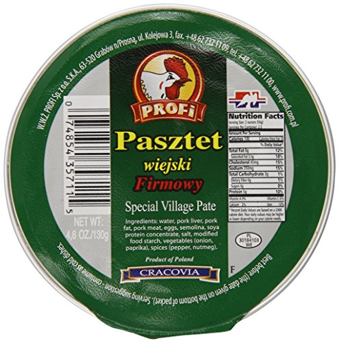 Profi Pate Village, 4.6-Ounce (Pack of 12) ()