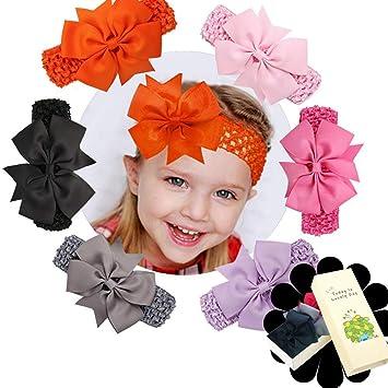Amazon.com  Baby Headbands c450cbc6a30
