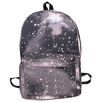 High School Casual Students - Mochila Beautyjourney para chicas escolares, joven Tumblr Medium Top - Mochila escolar para adolescentes, Negro: Amazon.es: ...