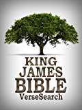 KING JAMES BIBLE with VerseSearch