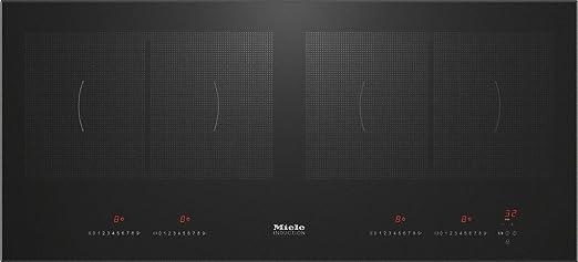 Miele-KM 6381 cocina de inducción con marco, biselada de 90 ...