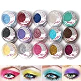 WindMax-US-Store-15-Warm-Color-Glitter-Shimmer-Pearl-Loose-Eyeshadow-Pigments-Mineral-Eye-Shadow-Dust-Powder-Makeup-Party-Cosmetic-Set-C-by-WindMax