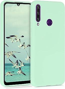 kwmobile Coque Compatible avec Huawei Honor 9X Housse Protectrice pour T/él/éphone en Silicone Carte du Monde Voyage Noir-Multicolore-Transparent EU-Version