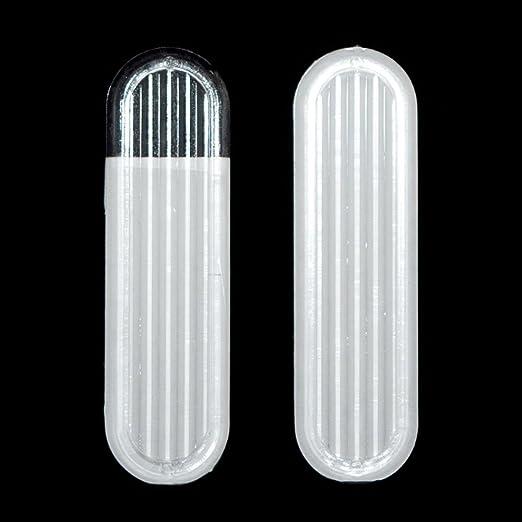 2 x Transparente Puerta Corredera de cristal Tiradores de dedo: Amazon.es: Productos para mascotas