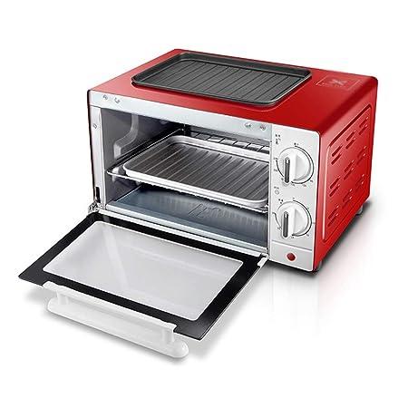 BEN-YI Mini Horno Horno Hogar 10L Mini Horno Cocina 1000W Alta ...