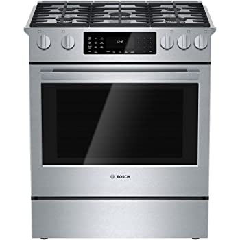Bosch HDI8054U 800 Slide-In Range