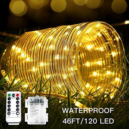 outdoor battery lighting - 9