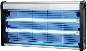 MEI XU Sterilization Lamp, UV Disinfection Lamp, Mobile Ozone Germicidal Lamp 10W20W30W40W Optional @ (Color : 10W)