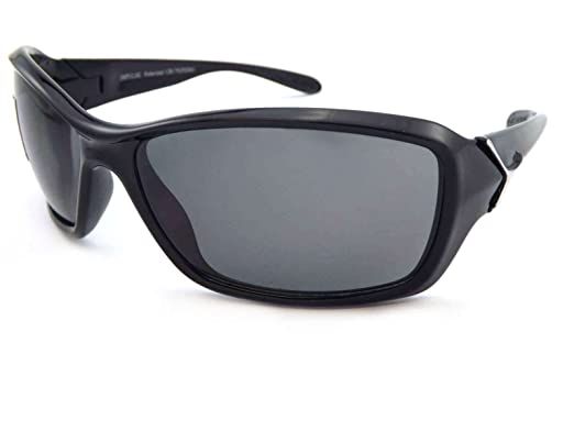 ff66a49796 Cebe 1792PZ001 1792PZ001 1500 Black Grey Polarised Impulse Wrap Sunglasses  Pola  Amazon.co.uk  Clothing