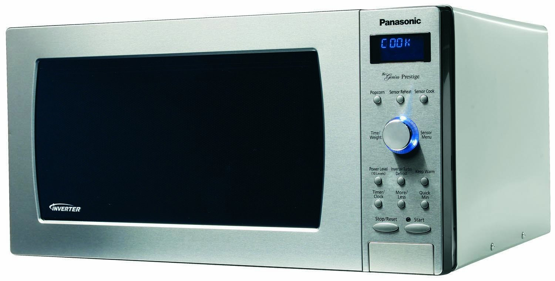 Panasonic NN-SD997S, 1460 W, 120 V, 60 Hz, Acero Inoxidable ...