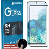 TERSELY Screen Protector for Samsung Galaxy S20 Ultra (6.9inch), Full Cover 4D Tempered Glass Screen Protector for…