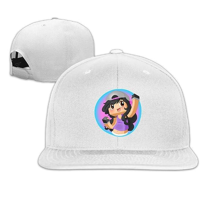aphmau Youtube Unisex 100% algodón sombrero gorra