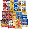 Cookies Variety Pack Individually Wrapped, Assortment Including Oreos, Keebler, Grandma's Cookies, Chips Ahoy and Much More of your Favorite Cookies- 40 Count