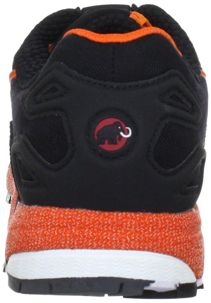 0cdb4751a5db Mammut MTR React Trail Running Shoes Mens Black Schwarz (Black-Dark Orange  0619) Size  7 (41 EU)  Amazon.co.uk  Shoes   Bags