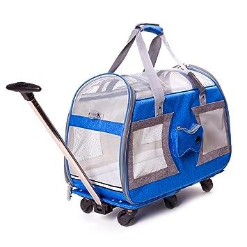 Eeayyygch Bolsas de Trolley para Mascotas - Porta Perros Fuera de casa - Bolsa de Gato