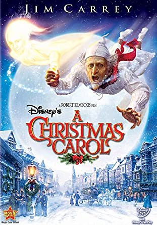 Amazon.com: Disney's A Christmas Carol: Jim Carrey, Steve ...