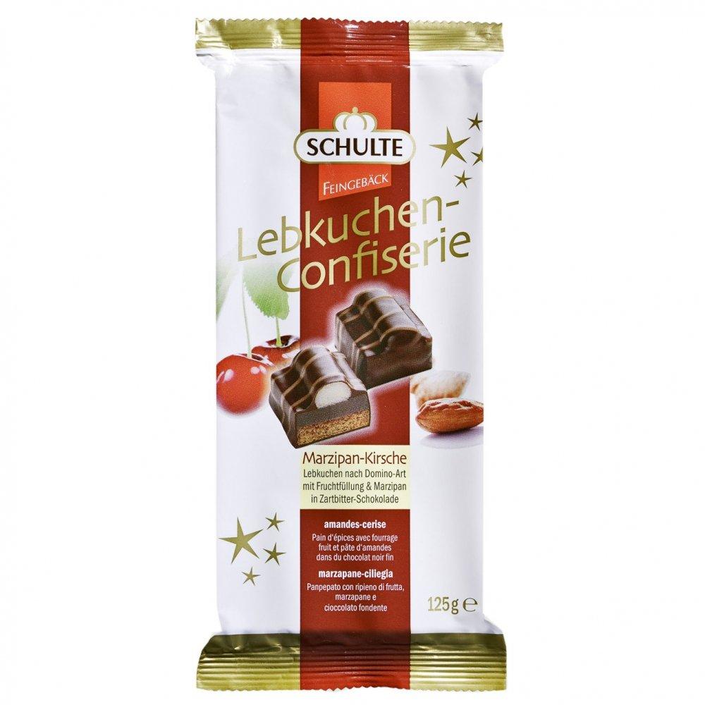 Schulte Lebkuchen-Confiserie Marzipan-Kirsche: Amazon.de ...