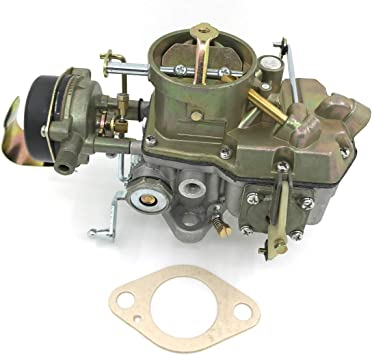 Amazon.com: HENKYO Autolite 1100 1 Barrel Carburetor Fits 1963 to 1968  Mustang Falcon Comet Straight six Cylinder 170 & 200 CID Engines hot air  Choke Works with Automatic and Manual transmissions: AutomotiveAmazon.com