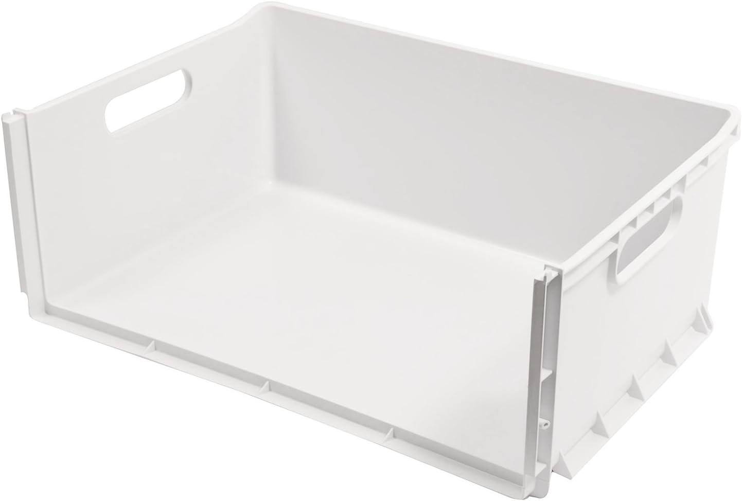 Spares2go Cajón Superior para Indesit frigorífico congelador ...