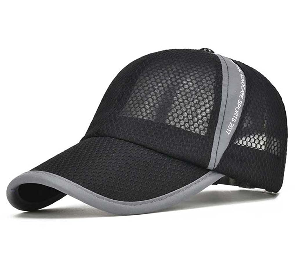eb5f27f2a8223 Material  99% Polyester mesh. Gender  Unisex Six-panel design for enhanced  durability and comfort. Applying massive high quality mesh vent sets your  head ...