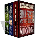 Emma Frost Mystery Series: Vol 1-3