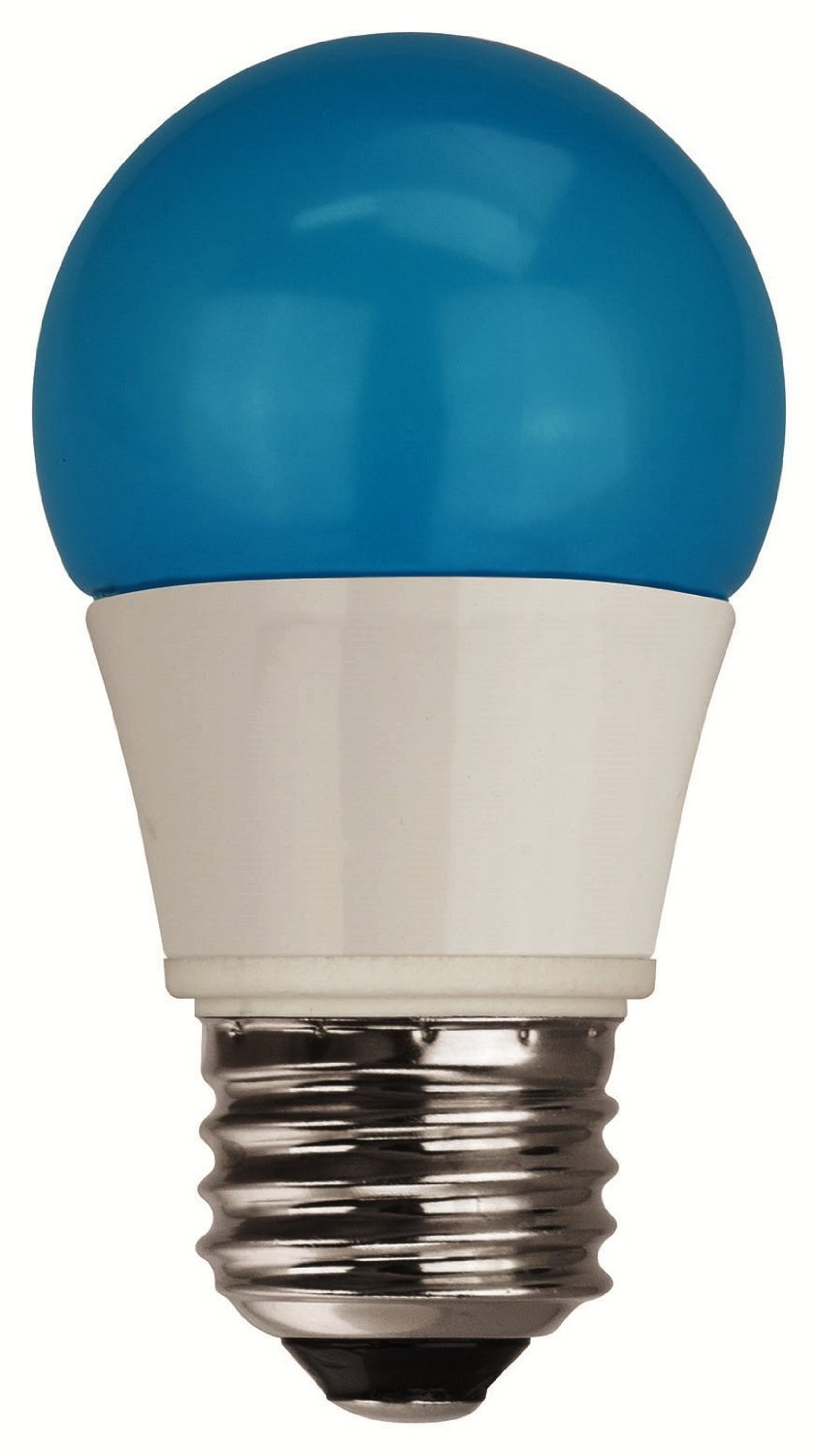 TCP 40W Equivalent, LED Blue Light Bulbs, Non-Dimmable