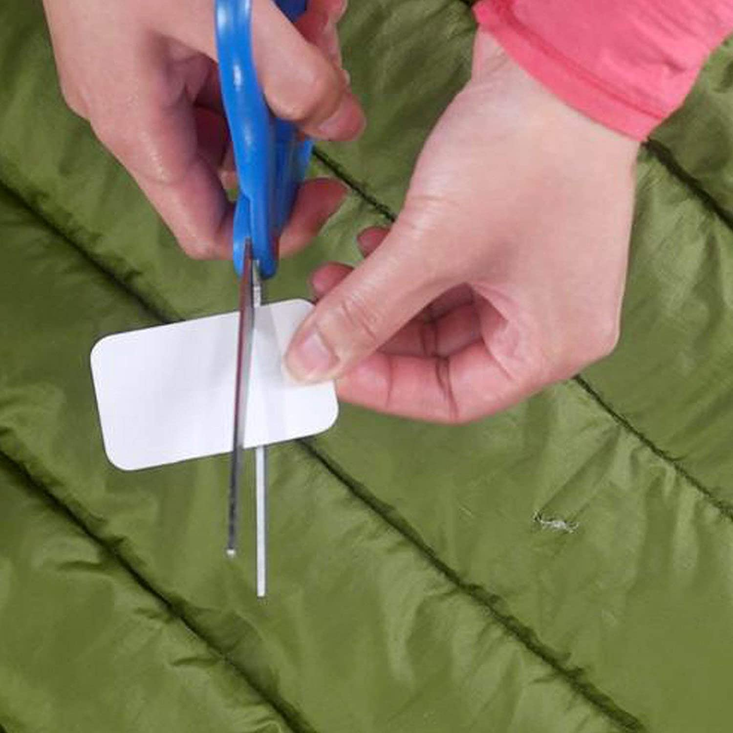 GEAR AID Tenacious Tape Mini Patches to Repair Jackets Tents and Rain Gear
