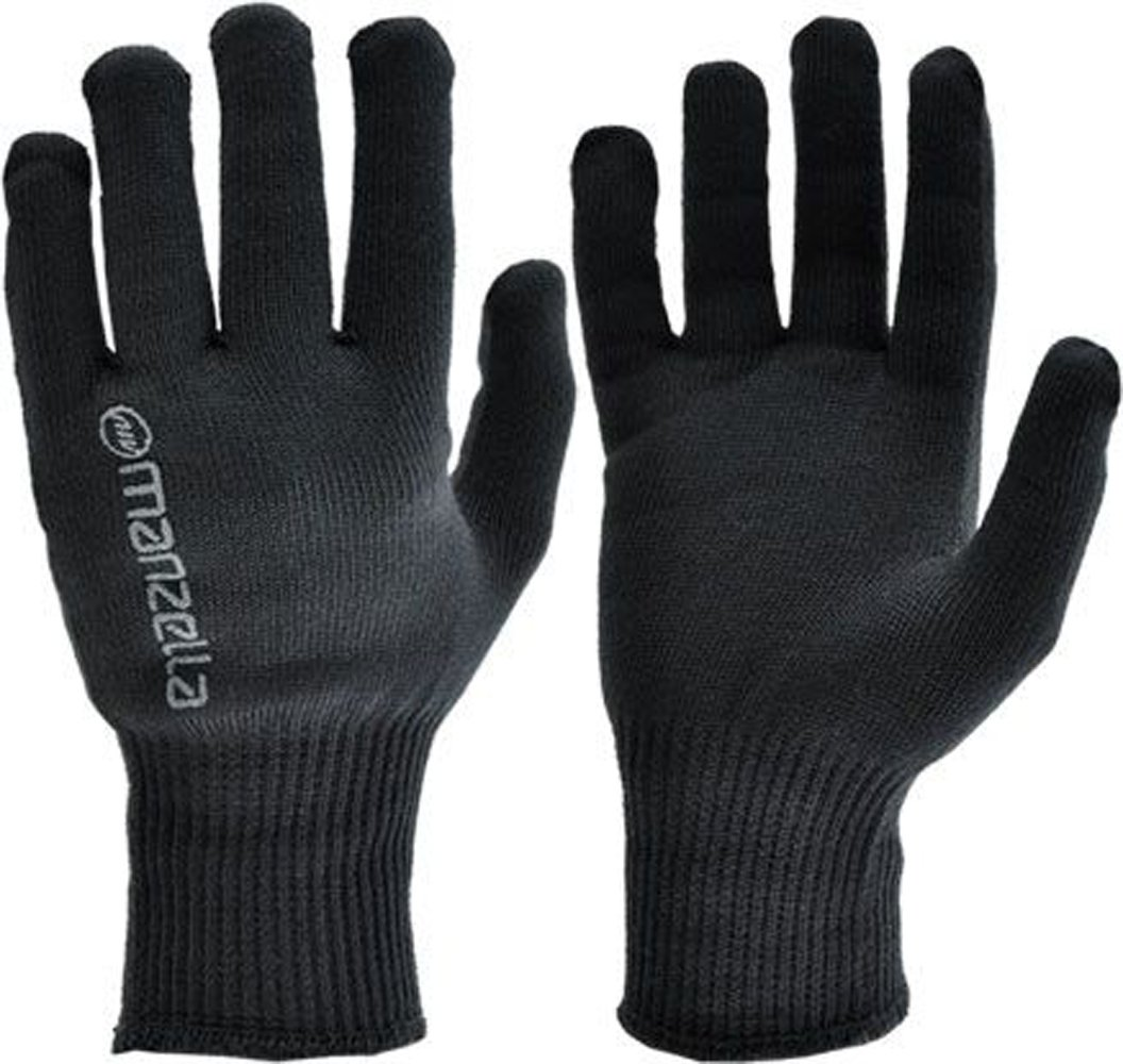 Manzella Polyester/Lycra Spandex Liner Gloves - Men's