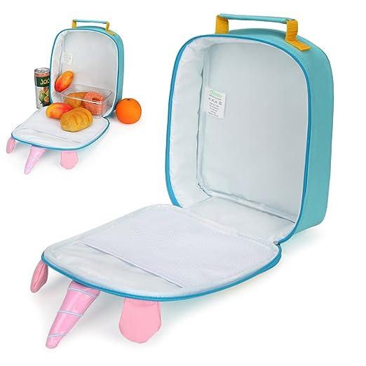 Amazon.com: Yodo Kids Bolsa térmica para almuerzo con ...