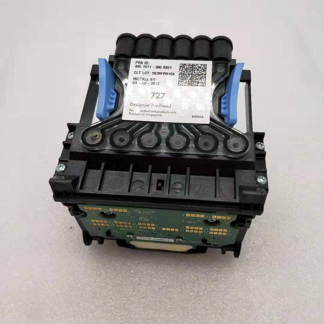 Printer Spare Parts for Yunton Print Head for HP #727 Printhead B3P06A Designjet T920 T1500 T2500