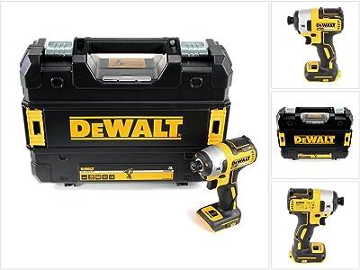 """DeWalt DCF887NT-XJ 18V XR LI-IONVisseuse à impacts sans balais XR 18V 1/4""""205Nm Chargeur/batterie non inclus Mallette TSTAK incluse"""