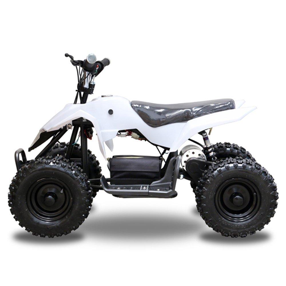 Amazon.com: zxtdr Kids Electric ATV 4 cuatro Wheelers Mini ...