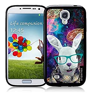 Cool Painting Shawnex Springink Hipster Cute Llama Geek Glass Thinshell Case Protective S4 Case