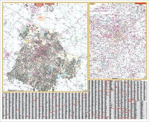 2008 Lexington, KY (City Wall Maps): Universal Map