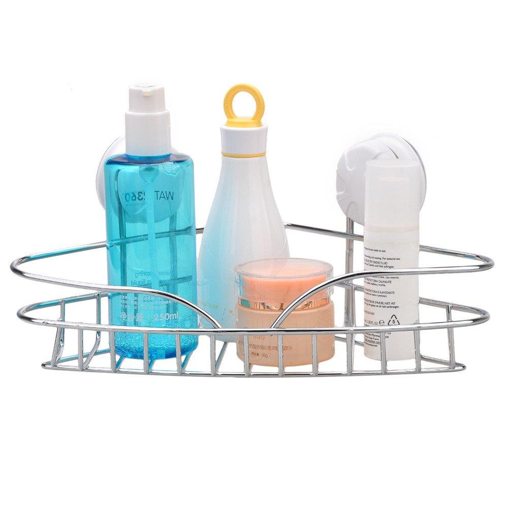 Triangle Rust-proof Wall Shower Bathroom Accessories Shelf Basket ...