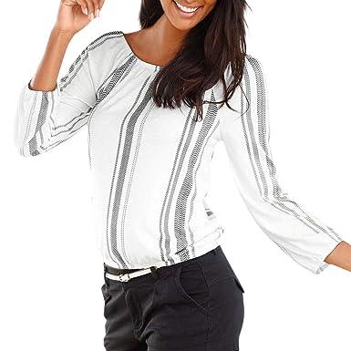 d150f8ee8f156 Vectry Camisetas Manga Larga Camisetas Mujer Verano 2019 Blusa Chica  Camisetas Chica Originales Blusa De Mujer