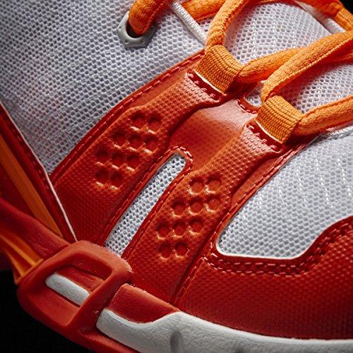 Joukkue Hehkuvat Kengät Valkoinen Koralli Lentopallon Volley 4w Adidas Ftwr Helppo Naisten Oranssi 8ZXxUcE