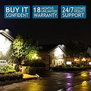 GLW 10W RGB LED Flood Lights,Outdoor Remote Control and Color Changing,IP65 Waterproof,Dimmable 16 Colors 4 Modes Spotlight,US 3-plug Washer Light for Yard, Garden,Stage,Pool,Trees,Party