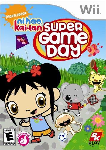 Ni Hao, Kai-Lan: Super Game Day – Nintendo Wii