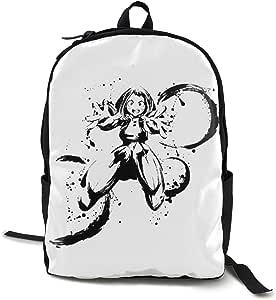 Bookbag Hero Academia Uraraka Ochaco Anime Travel School