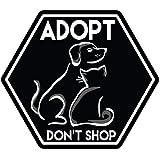 I Love My Dalmatian Dog Rescue Adopt Car Window Decal Sticker Pet Animal Lover