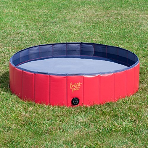 47H 12 inches Pet Pool, pet Pool, Dog Swimming Pool, Bathtub, Collapsible Pool, Circle,47H 12 inches