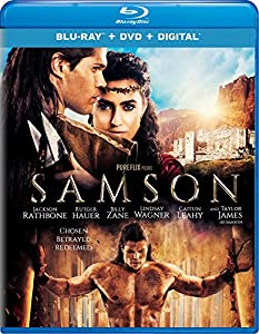 Cover Image for 'Samson [Blu-ray + DVD + Digital]'