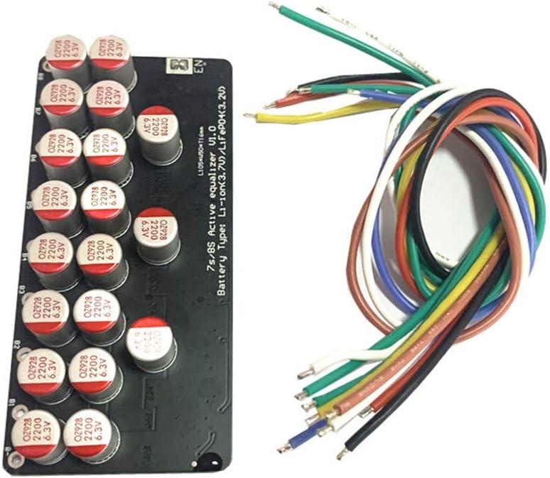 Jaimenalin 5A Balancer 6S LiFePo4 Li-Ion Batterie Aktiver Equalizer Balancer Energie/üBertragungsplatine Balance